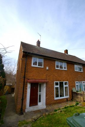 Thumbnail Semi-detached house to rent in Queens Hill Drive, Moortown, Leeds