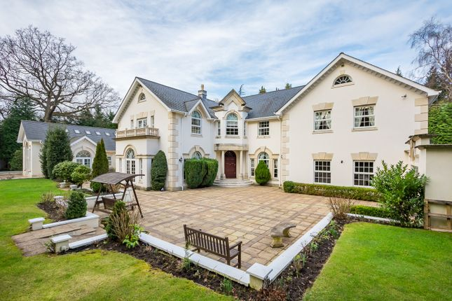 Thumbnail Detached house for sale in East Road, Weybridge