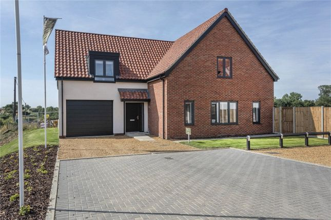 Thumbnail Detached house for sale in Plot 3 Bankside, Bell Road, Barnham Broom, Norwich
