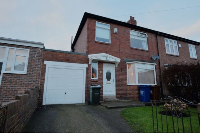 3 bed semi-detached house for sale in Legion Road, Denton Burn, Newcastle Upon Tyne