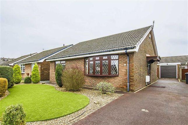 Thumbnail Detached bungalow for sale in Victoria Avenue, Baxenden, Lancashire