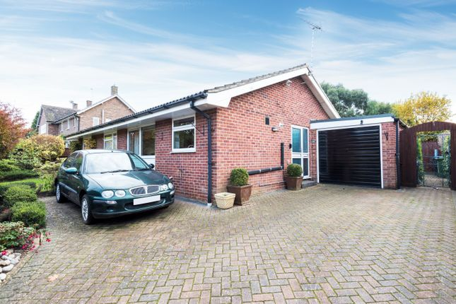 Thumbnail Detached bungalow for sale in Acacia Avenue, Hook Heath, Woking