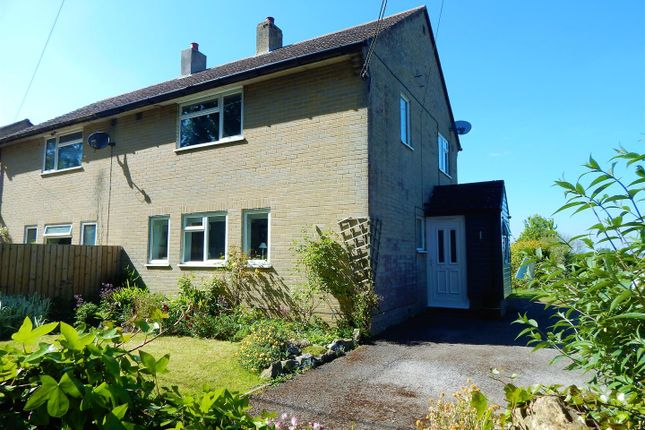 Thumbnail Semi-detached house for sale in Compton Road, South Cadbury, Yeovil