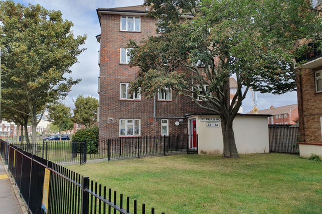 Thumbnail Flat to rent in St Pauls Road, Southsea, Portsmouth