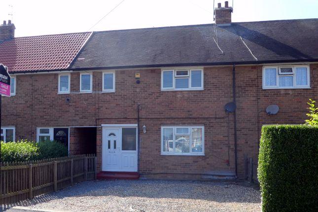 Thumbnail Terraced house to rent in Corbridge Close, Greatfield, Hull