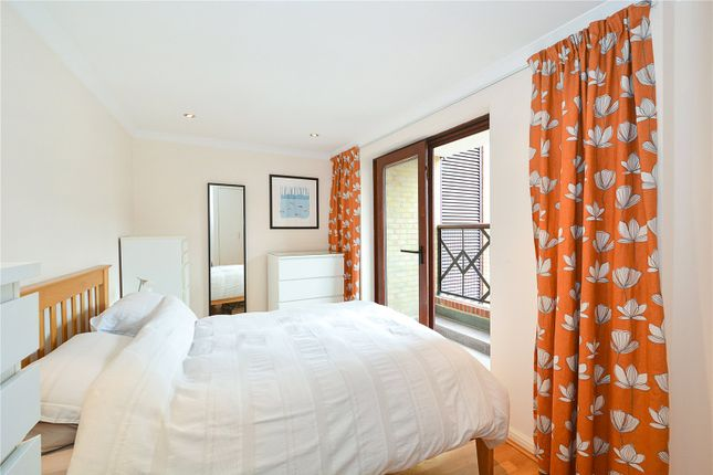 Bedroom One of Hermitage Court, Knighten Street, London E1W