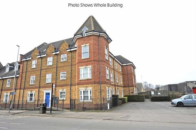 Thumbnail Flat for sale in Northfield House, Wellingborough Road, Finedon