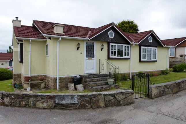 Thumbnail Mobile/park home for sale in Glenleigh Park, Sticker