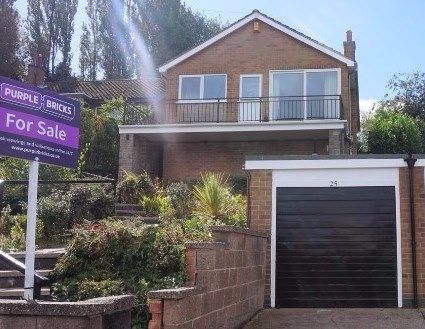 Thumbnail Detached house for sale in Shipley Rise, Nottingham