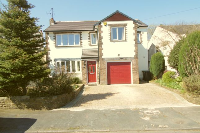 Thumbnail Detached house for sale in Harbeck Drive, Harden, Bingley