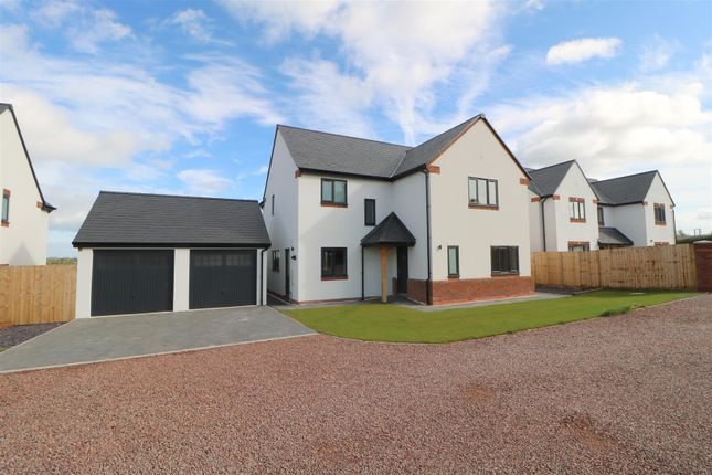 Thumbnail Detached house for sale in Bromsash, Ross-On-Wye