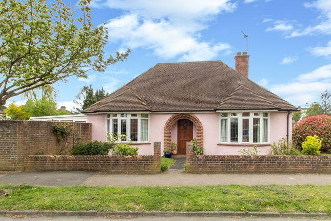 Thumbnail Detached bungalow for sale in Clyde Avenue, South Croydon