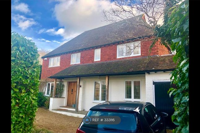 Thumbnail Detached house to rent in Cranley Close, Guildford