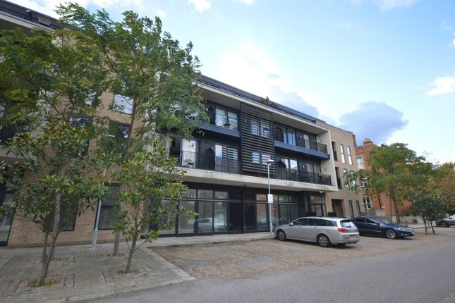 Thumbnail Flat for sale in Ashmore Road, London
