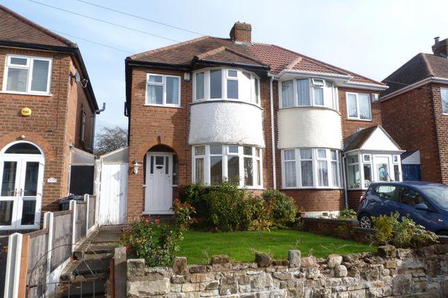 Semi-detached house in  Glenwood Road  Birmingham  Birmingham