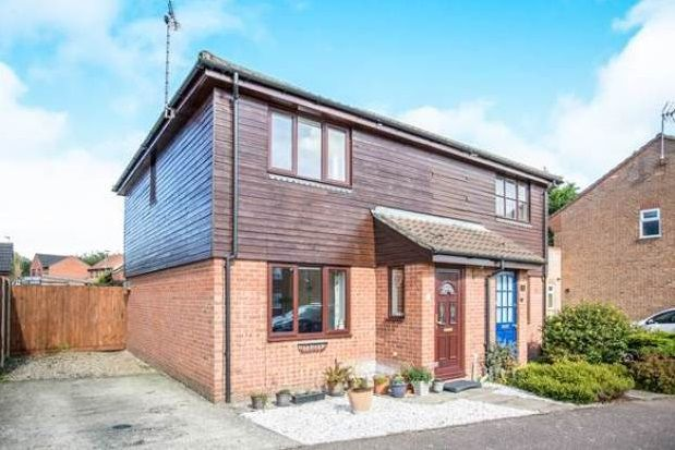 Thumbnail Semi-detached house to rent in Brick Kiln Road, North Walsham