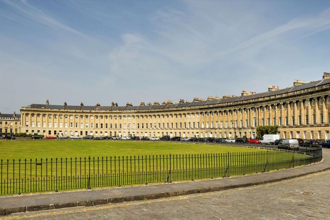 2 bed flat for sale in Royal Crescent, Bath BA1