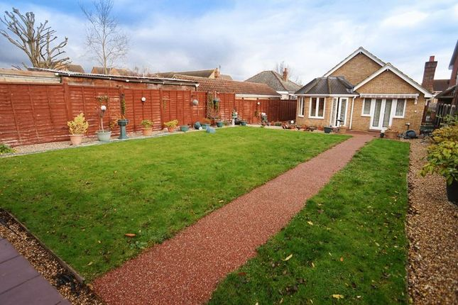 Thumbnail Bungalow for sale in Church Road, Laindon, Basildon