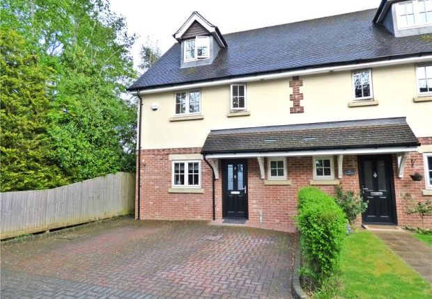 Thumbnail Semi-detached house for sale in Grange View, Hazlemere, High Wycombe