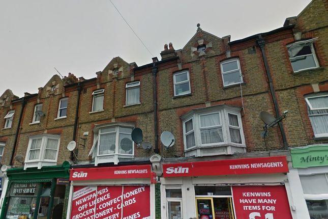 Thumbnail Maisonette to rent in High Street, Herne Bay