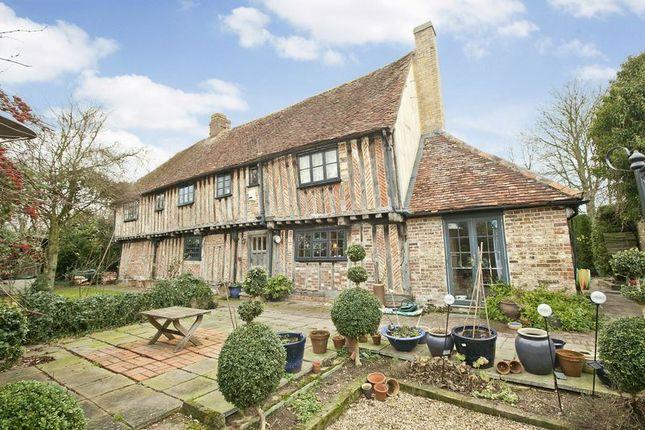 Thumbnail Detached house for sale in Castle Hill Road, Totternhoe, Bedfordshire