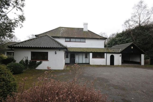 Thumbnail Detached house to rent in Holmwood Rise, Norwich