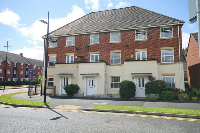 Thumbnail Terraced house to rent in Portland Road, Great Sankey, Warrington