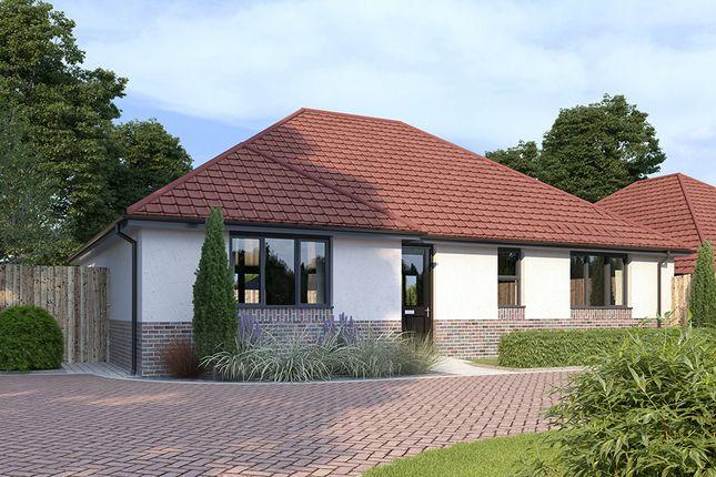 Thumbnail Detached bungalow for sale in Plot 1, Ravensdale, Brimington