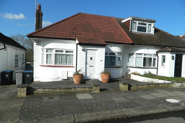 Thumbnail Bungalow for sale in Kinloch Drive, London