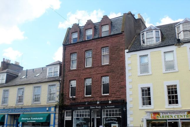 Thumbnail Flat to rent in High Street, Dunbar, East Lothian