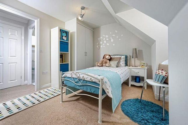 "Bedroom 5 of ""Warwick"" at ""Warwick"" At Bearscroft Lane, London Road, Godmanchester, Huntingdon PE29"