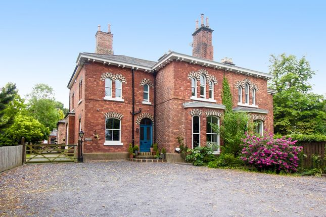 Thumbnail Semi-detached house for sale in Welsh Road, Childer Thornton