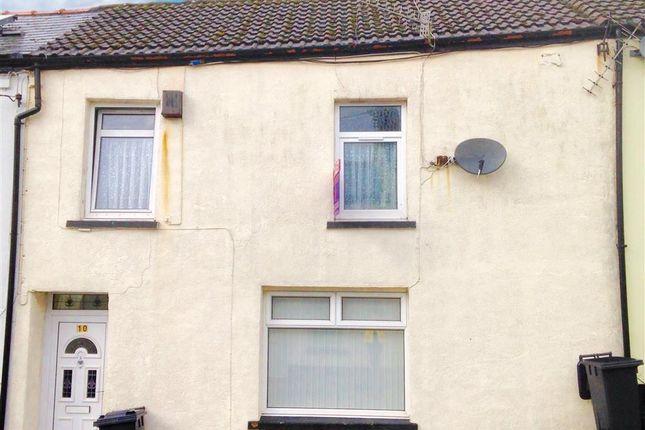 Thumbnail Terraced house to rent in White Street, Dowlais, Merthyr Tydfil