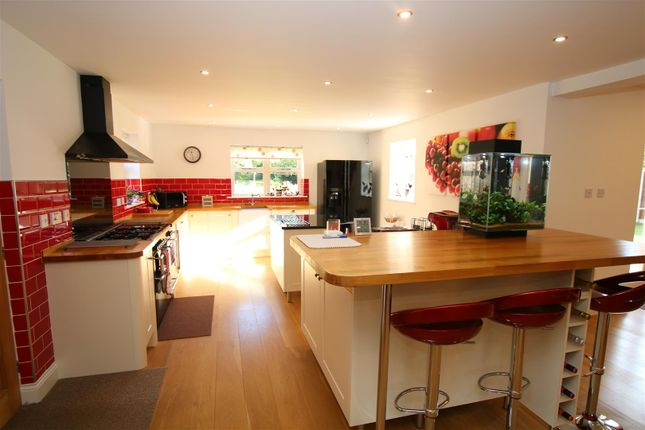 Kitchen Area of Station Road, Thorpe-On-The-Hill, Lincoln LN6