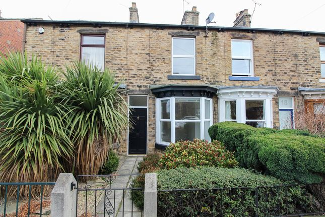 Thumbnail Terraced house to rent in Vicar Lane, Woodhouse, Sheffield