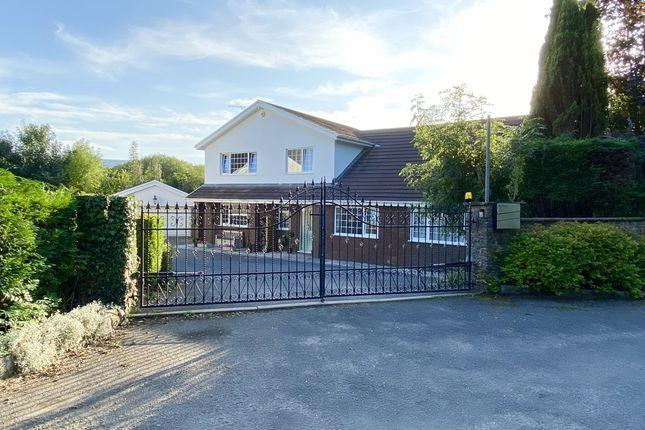 Thumbnail Detached house for sale in Ty Olaf, Lon Las, Llwydcoed, Aberdare, Mid Glamorgan