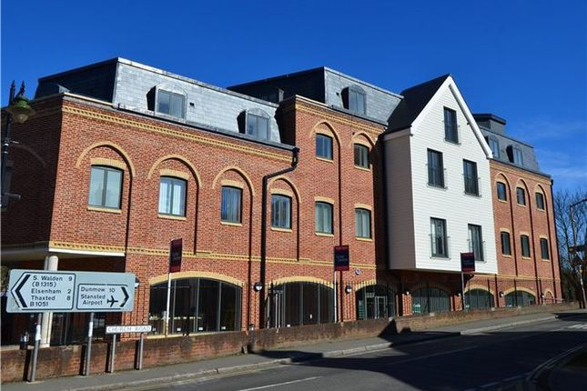 Thumbnail Flat for sale in Castle Maltings, Stansted Mountfitchet, Essex