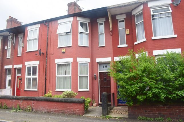 Thumbnail Property to rent in Redruth Street, Rusholme, Manchester