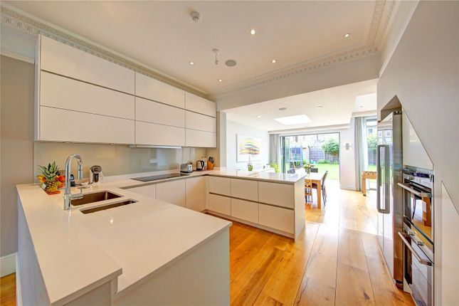 Thumbnail Semi-detached house to rent in Dudley Road, Wimbledon, London