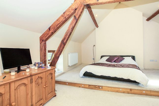 Thumbnail Town house for sale in Market Place, Market Deeping, Peterborough