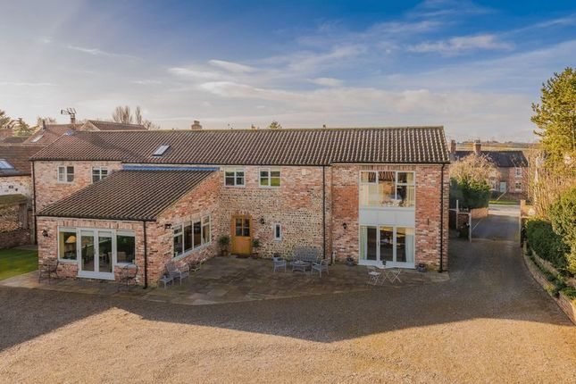 Thumbnail Country house for sale in Copthorne Farm Barn, Main Street, Great Ouseburn, York