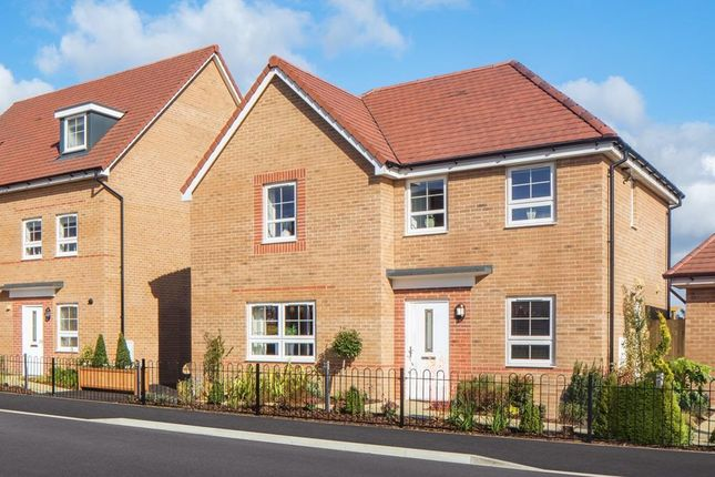 """4 bed detached house for sale in """"Radleigh"""" at St. Martins Road, Eastbourne BN22"""