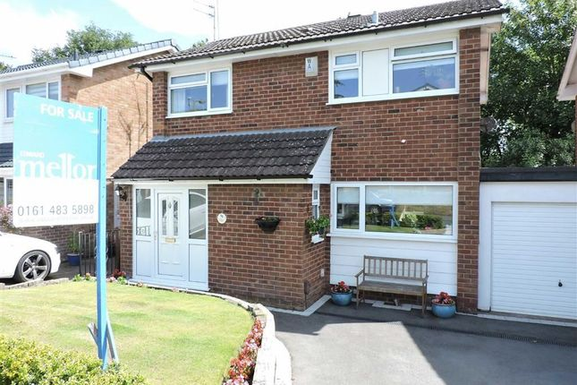 Thumbnail Detached house for sale in Brookside Avenue, Offerton, Stockport