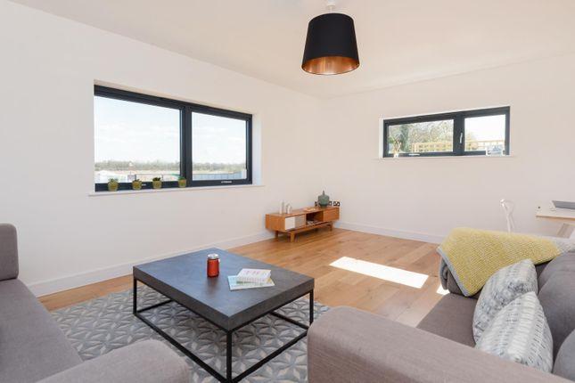 Show Home Living Area
