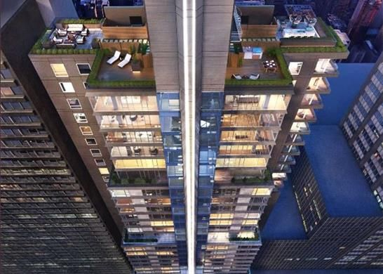 Thumbnail Detached house for sale in 135 W 52nd St, New York, Ny 10019, Usa