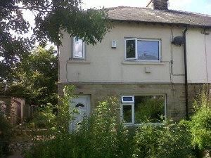 Thumbnail Semi-detached house to rent in Sticker Lane, Bradford