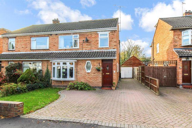 Semi-detached house for sale in Farmer Ward Road, Kenilworth