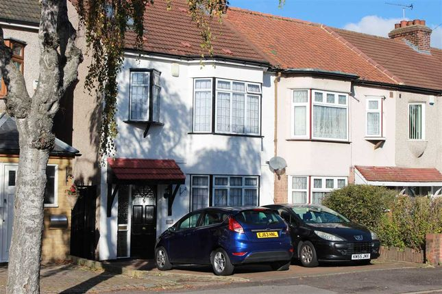 Thumbnail End terrace house to rent in Dorset Avenue, Romford