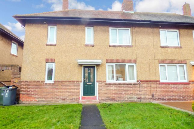 Thumbnail Semi-detached house for sale in Roker Avenue, Whitley Bay