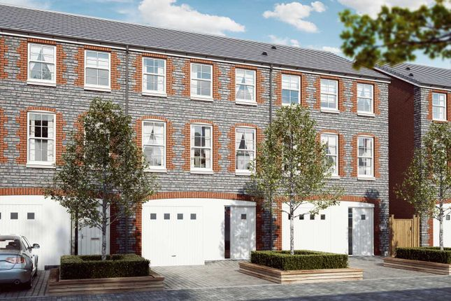 "4 bedroom terraced house for sale in ""The Larch"" at Mill Lane, Bitton, Bristol"